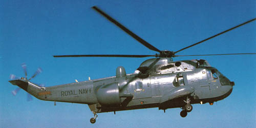 Sea King AEW