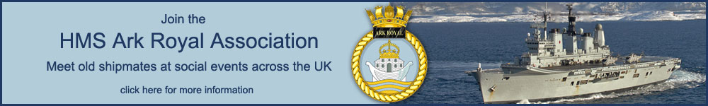 Join the HMS Ark Royal Association